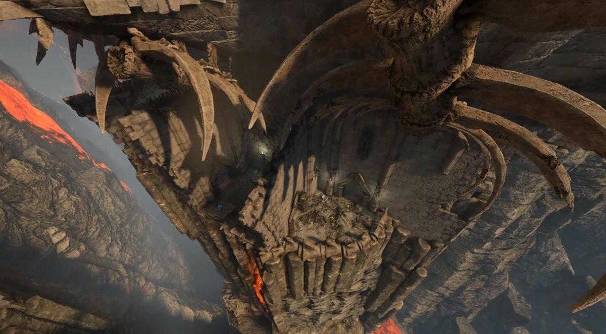 ¡Nueva arena The Molten Falls ya disponible en Quake Champions!