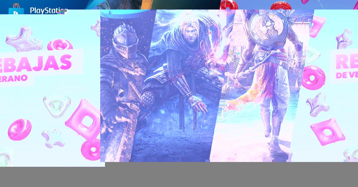 Comienzan las rebajas de verano de PlayStation Store