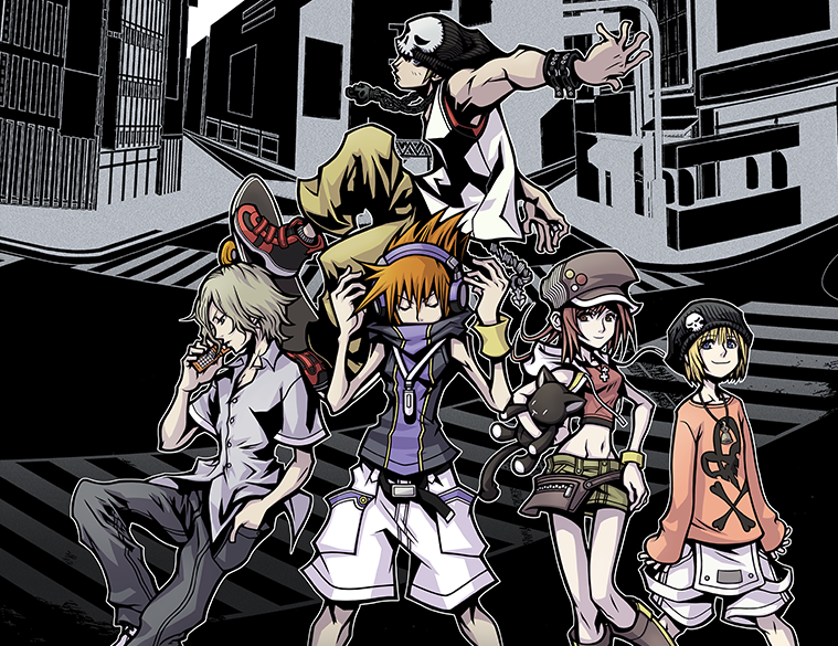 The World Ends With You -Final Remix- llega a Nintendo Switch el 12 de octubre