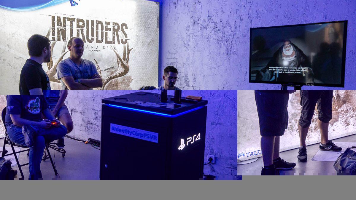 Identity Corp PlayStation VR abre sus puertas