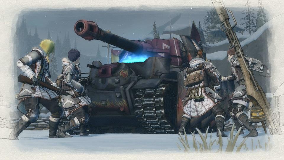Ya disponible la demo gratuita de Valkyria Chronicles 4
