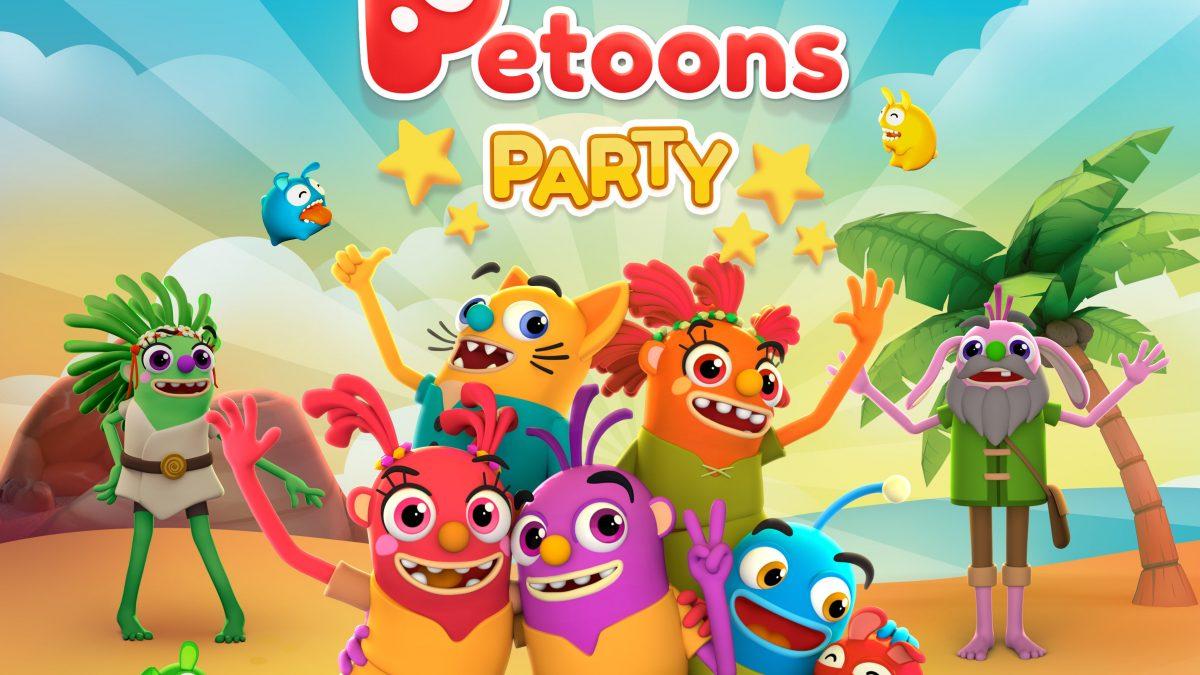 Petoons Party llega este jueves en exclusiva a PlayStation®4