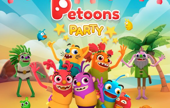 Petoons Party llega este jueves en exclusiva a PlayStation®4