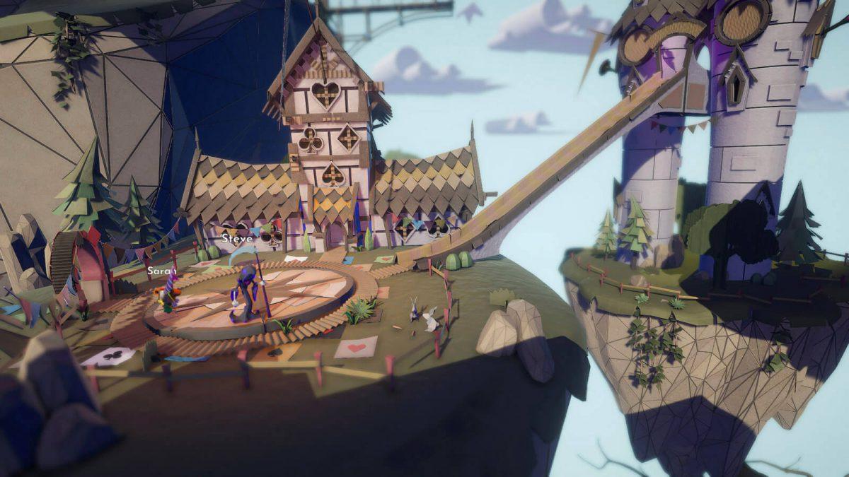 Saber es Poder: Generaciones y Chimparty llegarán a PS4™ en noviembre