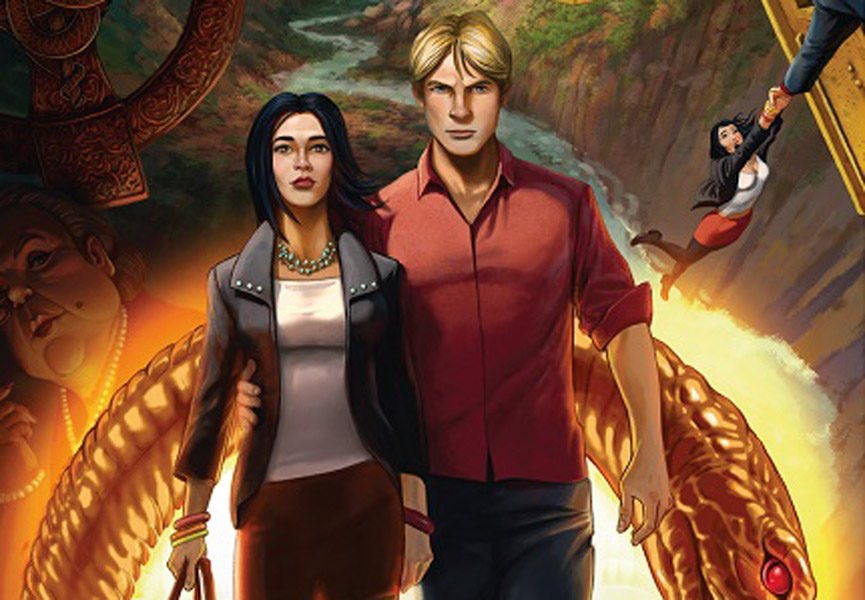 Anunciado Broken Sword 5 – la Maldición de la Serpiente para Switch