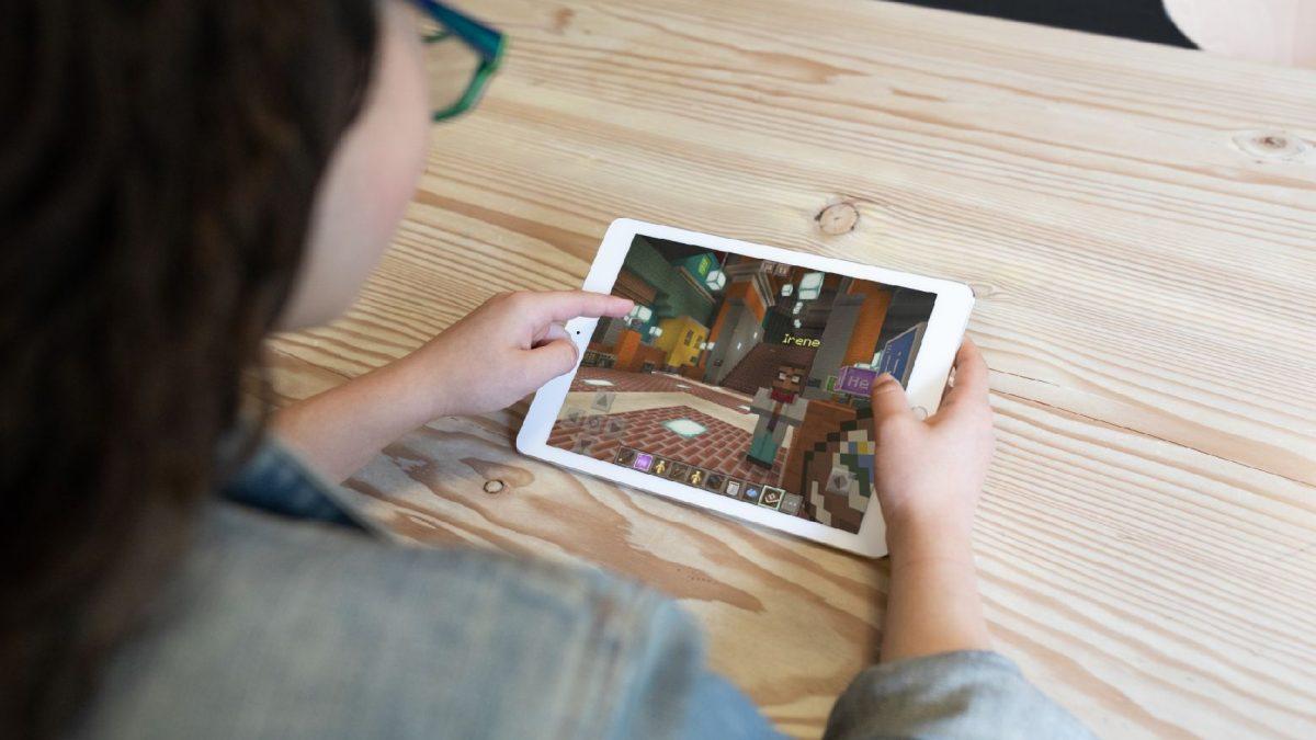 Minecraft: Education Edition llega al iPad y a jugadores fuera del aula