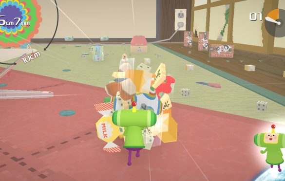 Katamari Damacy rueda hacia Nintendo Switch y PC