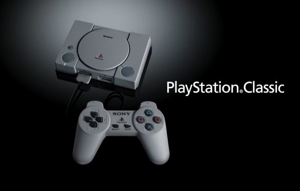 Sony Interactive Entertainment anuncia PlayStation Classic