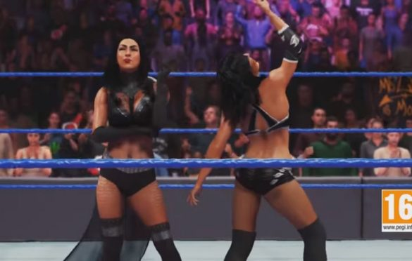 The Phenomenal One, el esperadísimo tráiler con gameplay de WWE 2K19