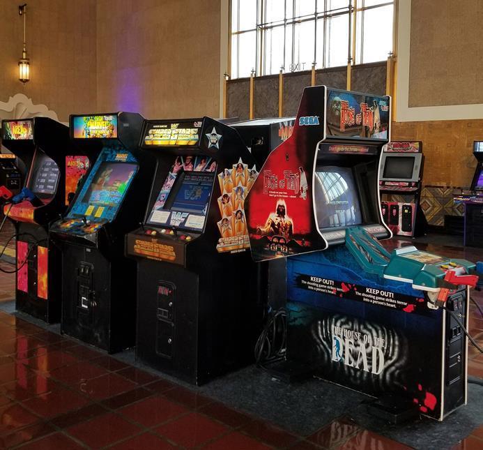 «Insert coin» y «press start», Los Ángeles se enamora de nuevo de los arcade