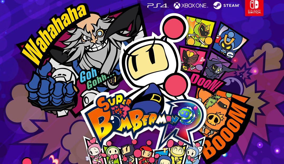 Super Bomberman R agrega escenarios de Castlevania y 10 nuevos personajes