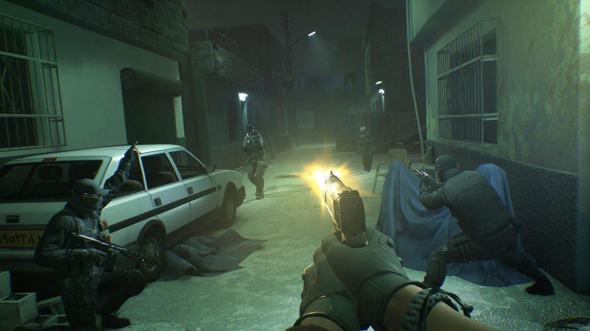 Disponible el shooter táctico multijugador Firewall Zero Hour para PlayStation VR