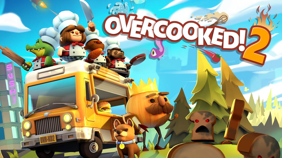 Overcooked! 2, ya disponible para Nintendo Switch