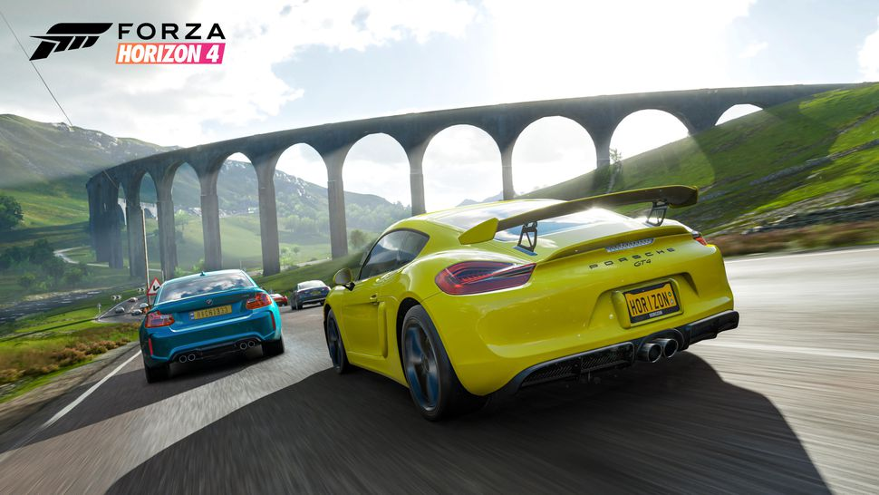 Forza Horizon 4 correrá en Steam el 9 de marzo
