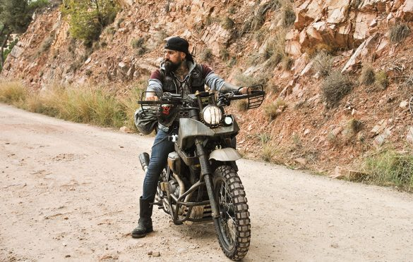 PlayStation® presenta la moto real inspirada en Days Gone