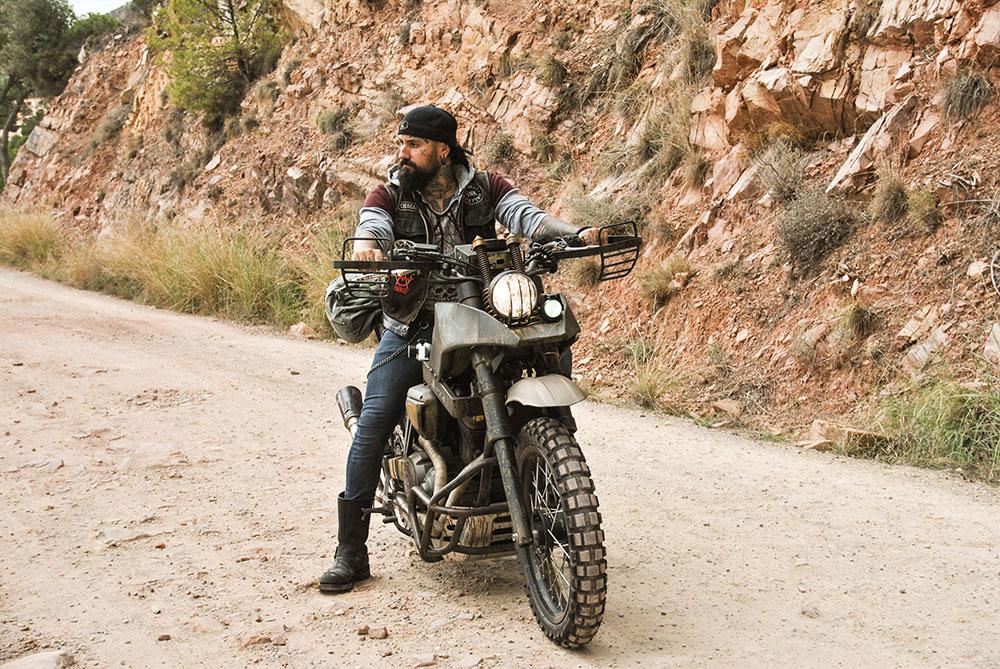 PlayStation® presenta la moto real inspirada en Days Gone