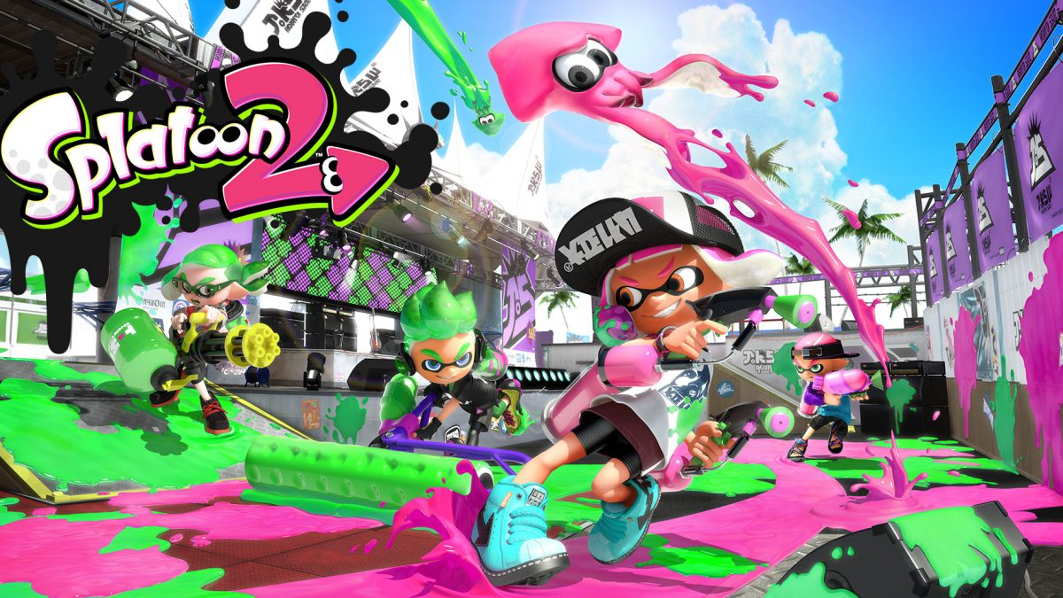 Splatoon 2: Demo Especial ya disponible para descargar en Nintendo eShop
