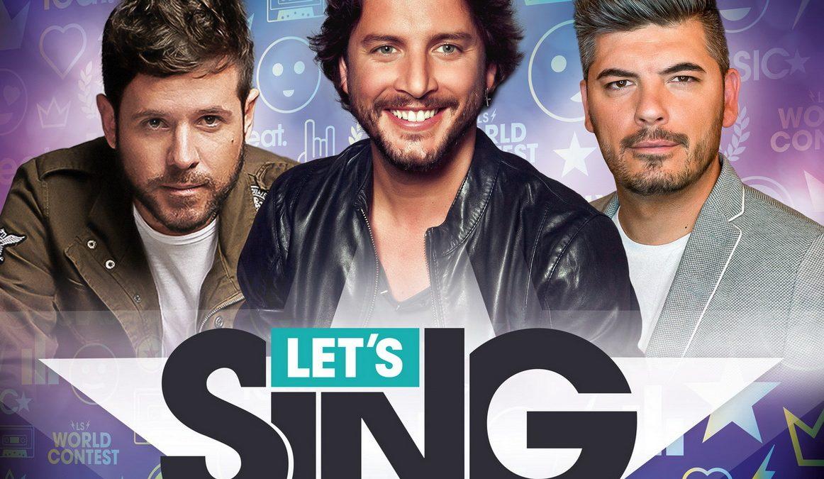 Let's Sing 11 confirma el listado de éxitos musicales, novedades y lanzamiento