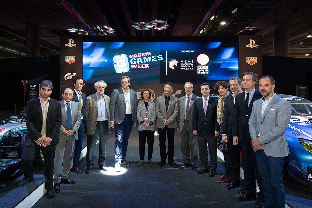 PlayStation muestra todas sus novedades en Madrid Games Week 2018