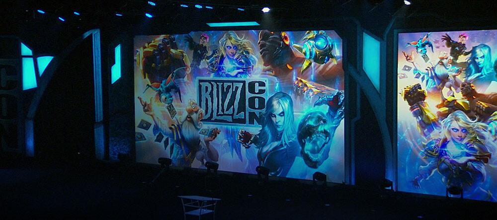 Vuelve la BlizzCon el 1 y 2 de noviembre