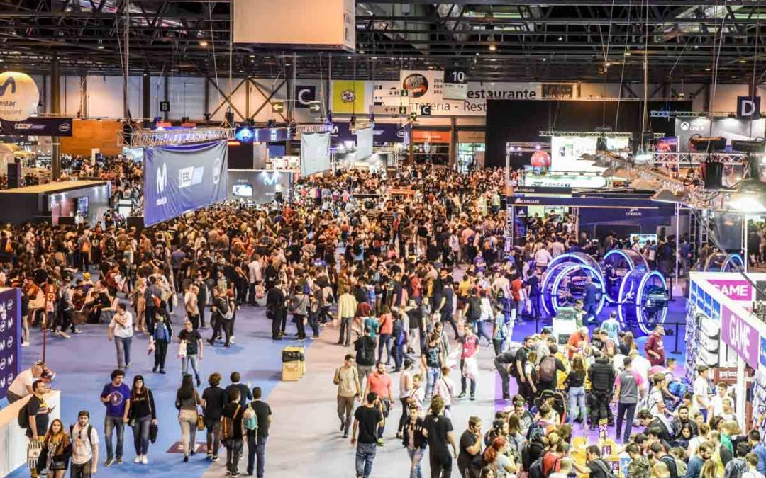 Xbox, presente en la Madrid Games Week 2018