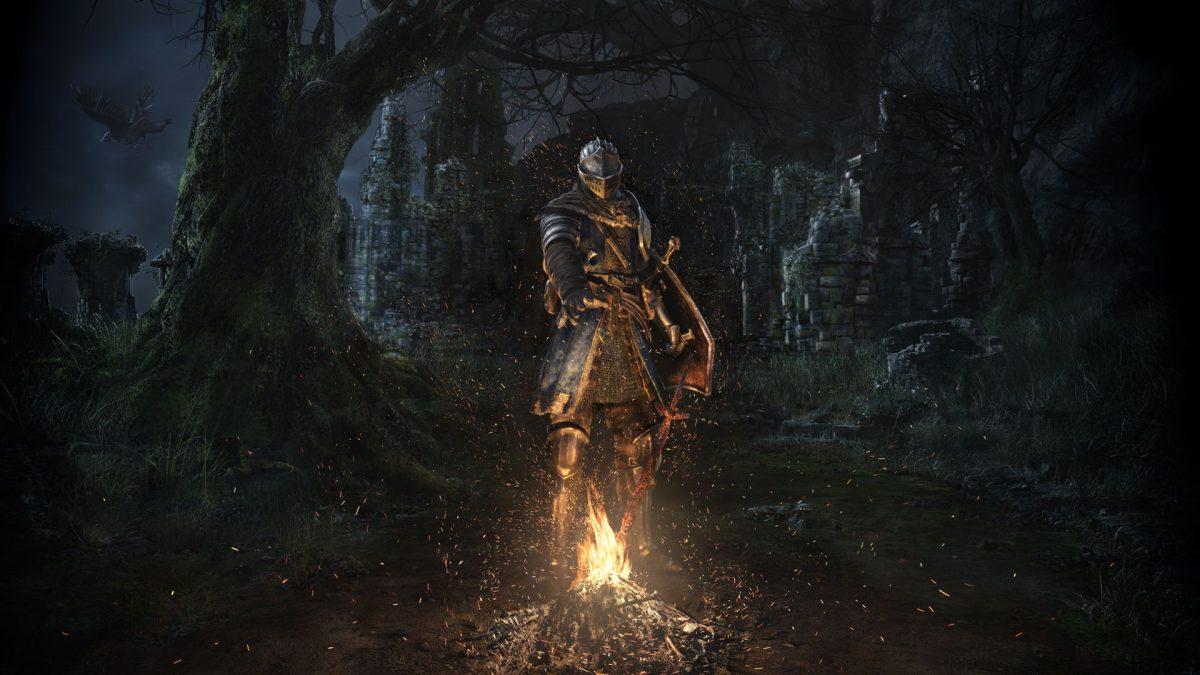 La saga Dark Souls se estrena  en Nintendo Switch