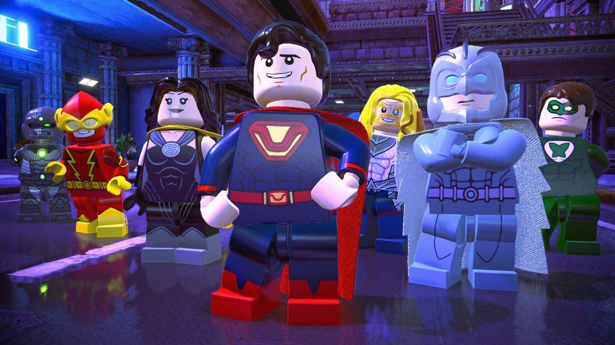 LEGODC Súper-Villanos aterriza en las tiendas