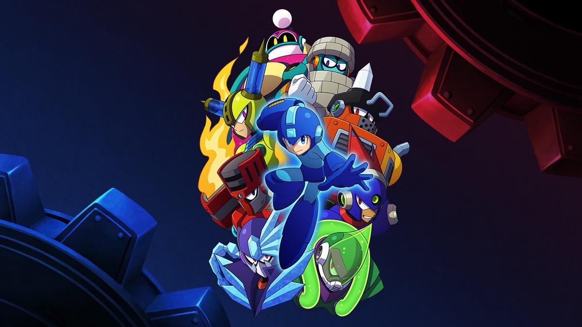 Un rejuvenecido Mega Man 11 llega a la nueva generación