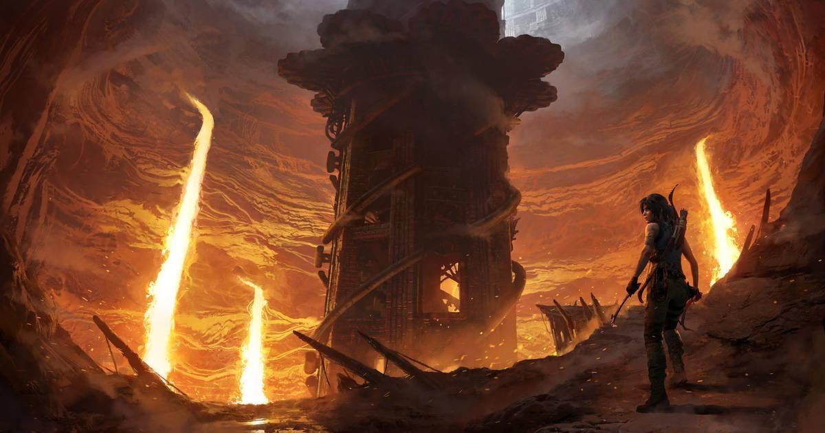 Llega ell primer contenido descargable de Shadow of the Tomb Raider: La fragua