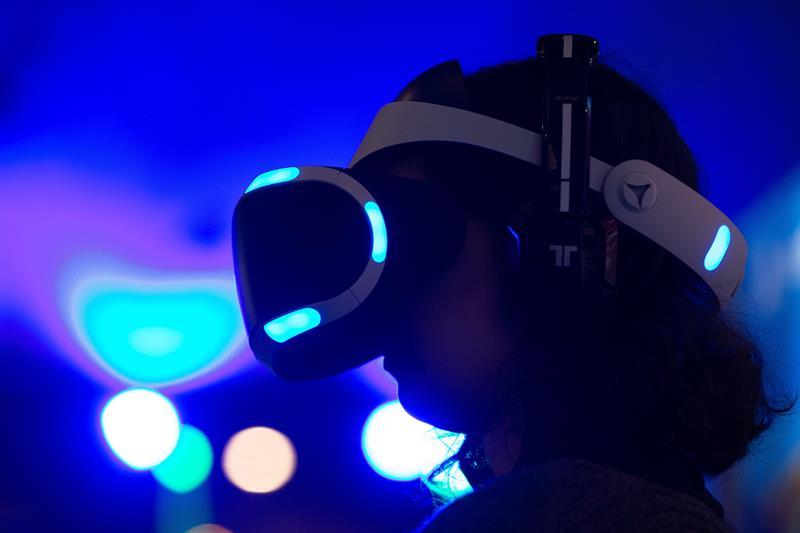 Los videojuegos inmersivos pisan fuerte en Barcelona Games World