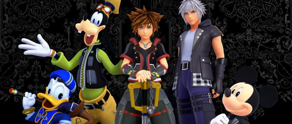 Kingdom Hearts III supera los cinco millones de unidades vendidas