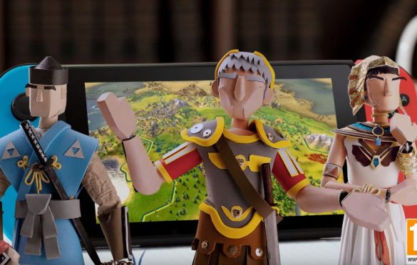 Sid Meier's Civilization VI ya está disponible para Nintendo Switch