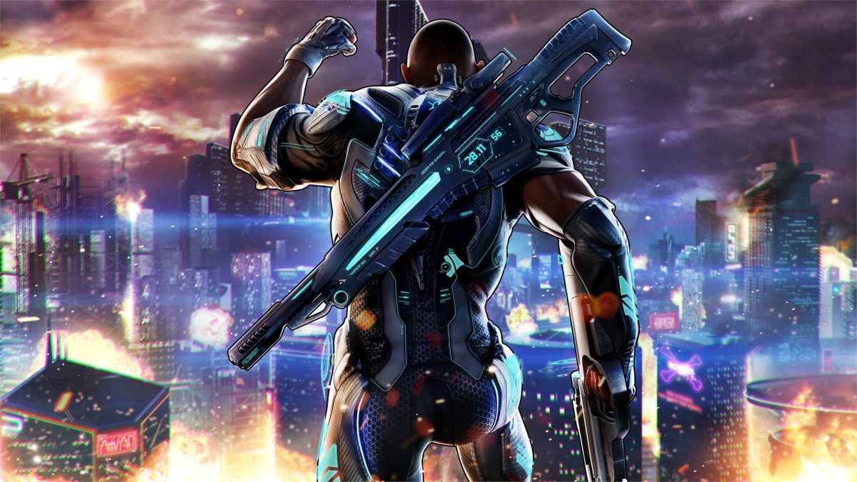 Crackdown 3 ya está disponible para Xbox One y ordenadores