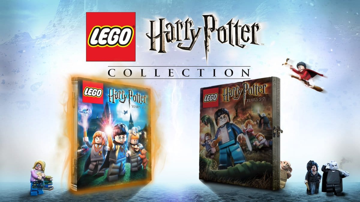 Ya disponible Colección LEGO Harry Potter para Nintendo Switch y Xbox One