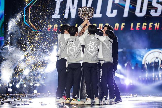 Invictus Gaming despierta del sueño a Fnatic y se proclama campeón