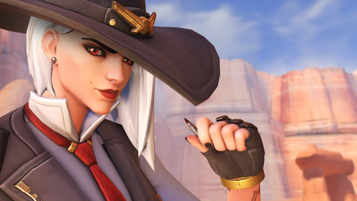 Overwatch: Ashe, la nueva heroína, ya está disponible