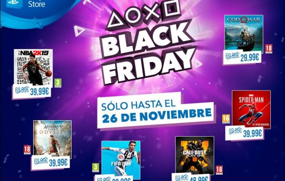 PlayStation se adelanta al Black Friday con sus ofertas de PS Plus y PS Store
