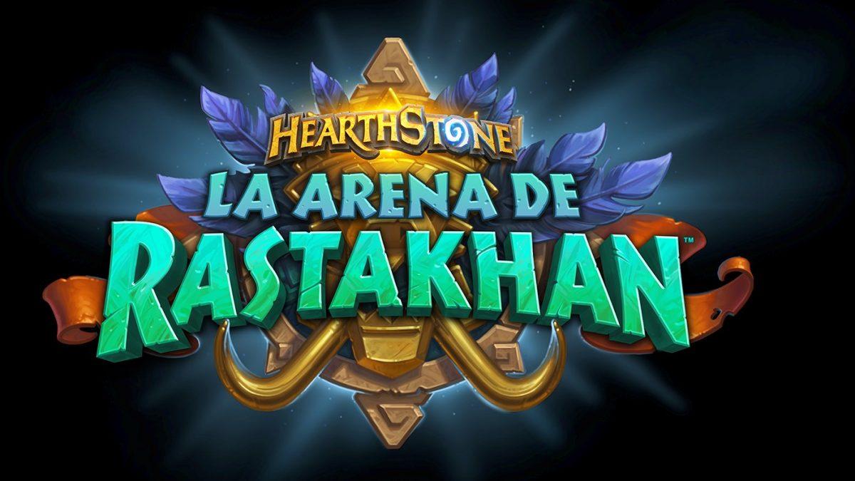 Desveladas algunas de las cartas de La Arena de Rastakhan