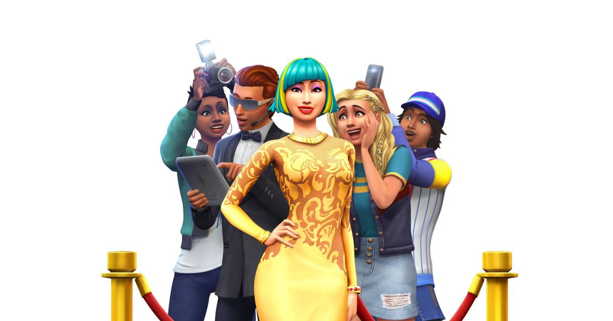 La saga de videojuegos de Los Sims celebra su 20 Aniversario
