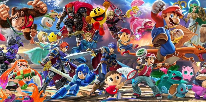 Steve y Alex, de Minecraft, llegan a Super Smash Bros. Ultimate
