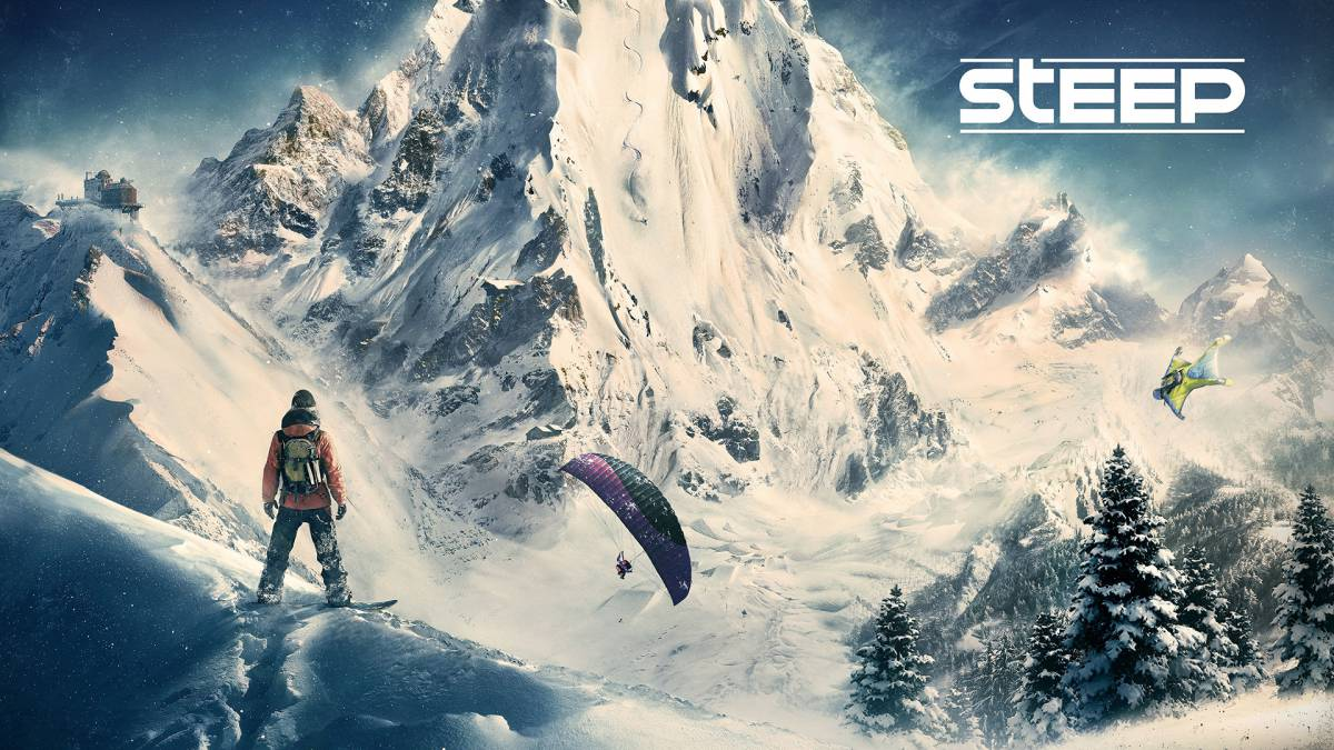 STEEP y Portal Knights llegan al Plus este mes