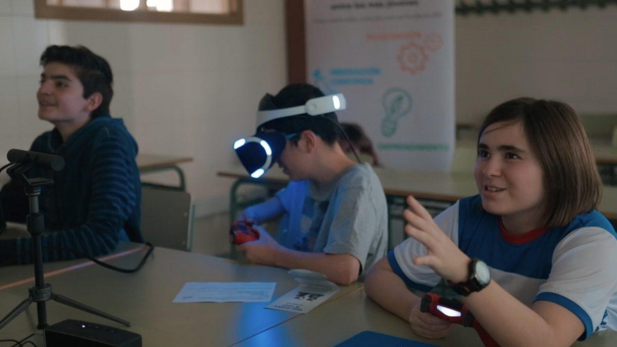 Fundación 3M se alía con la realidad virtual de PlayStation