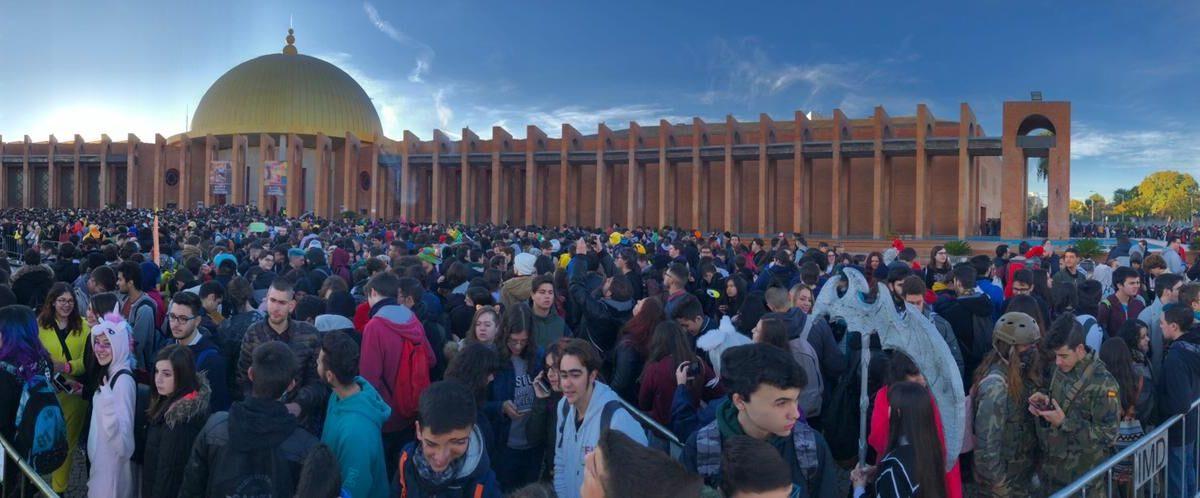 Mangafest conquista el ocio de Sevilla recibiendo 60.000 visitantes