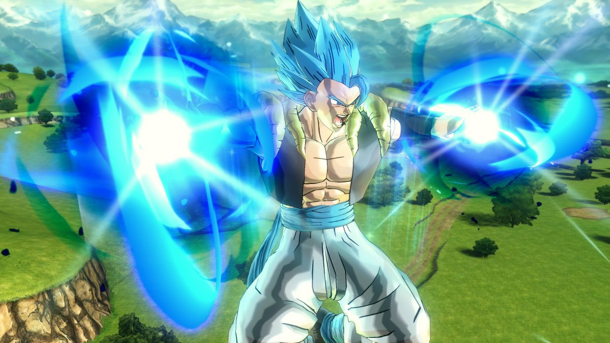 Gogeta SSGSS será jugable en Dragon Ball Xenoverse 2