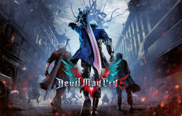 Devil May Cry 5: demo ya disponible en Xbox One