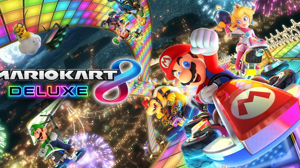 Hazte con el nuevo pack limitado de Nintendo Switch + Mario Kart 8 Deluxe