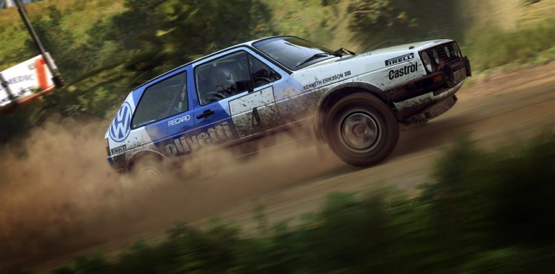 Un vistazo a los vehículos históricos en DiRT Rally 2.0
