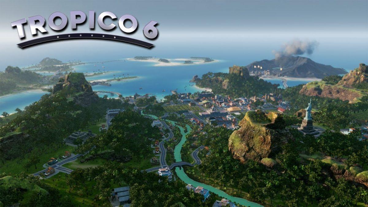 Tropico 6 llegará en físico a PC el 25 de enero