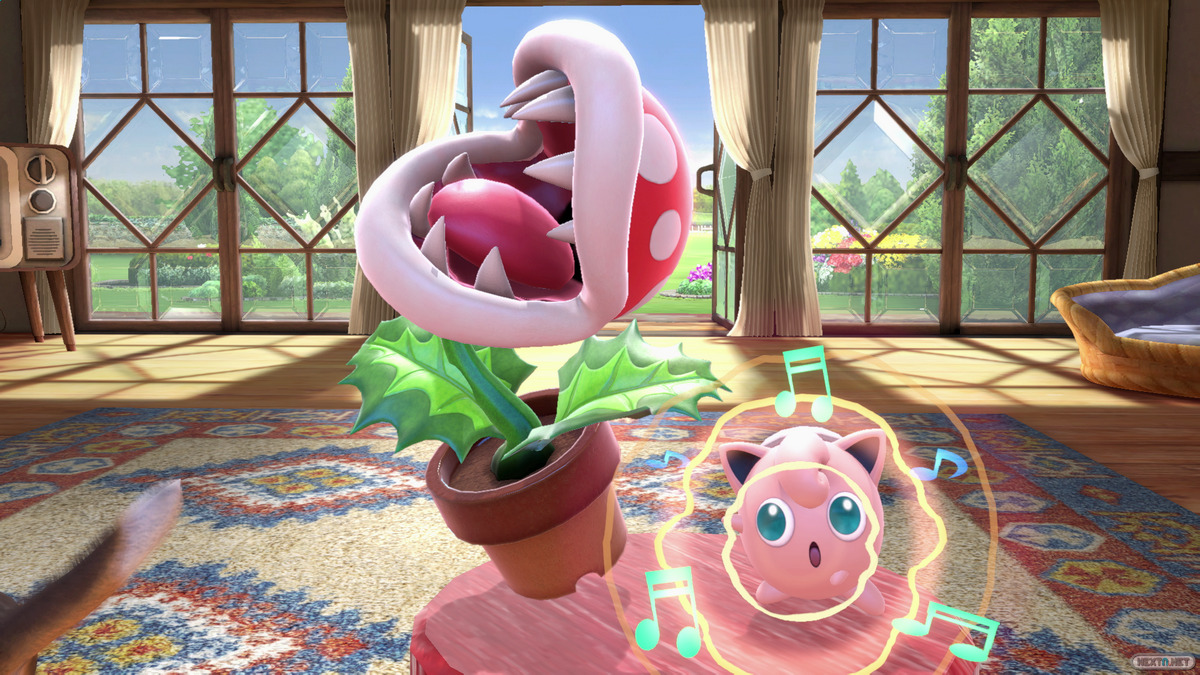 La Planta Piraña llega a Super Smash Bros. Ultimate para Nintendo Switch