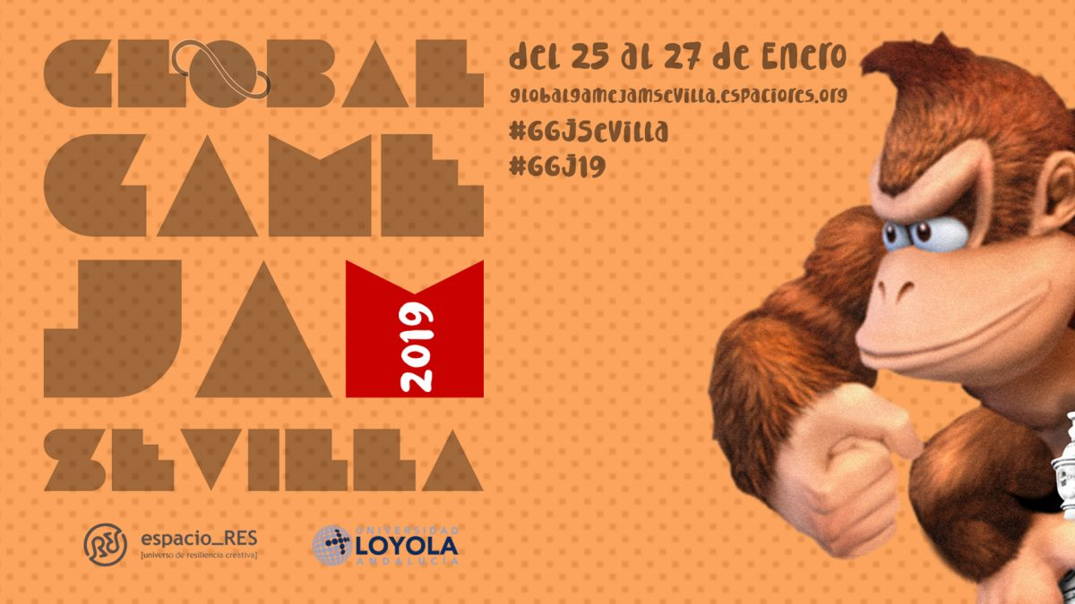 La Global Game Jam vuelve a Sevilla del 25 al 27 de enero